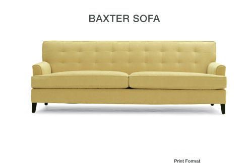 Baxter Sofa