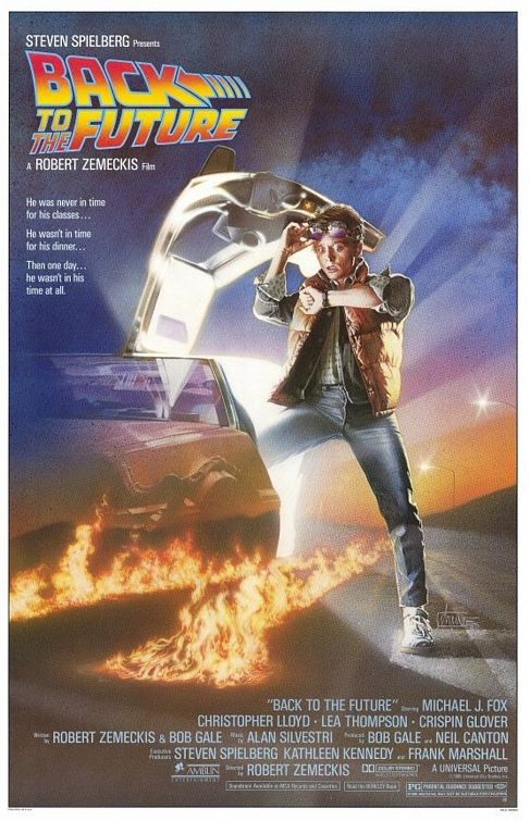 back to the future1 - Gelece�e D�n�� (Back to the Future)